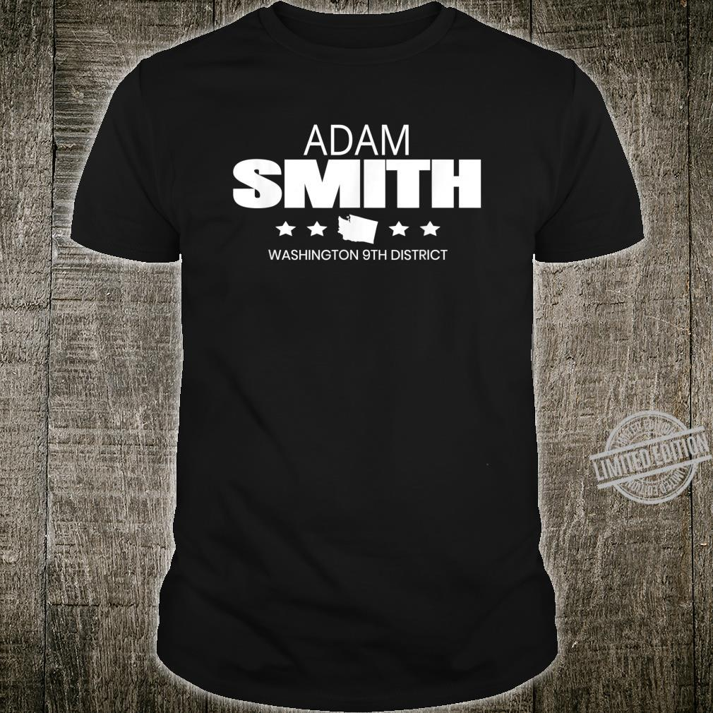 ADAM SMITH Washington Congress House of Representatives Shirt