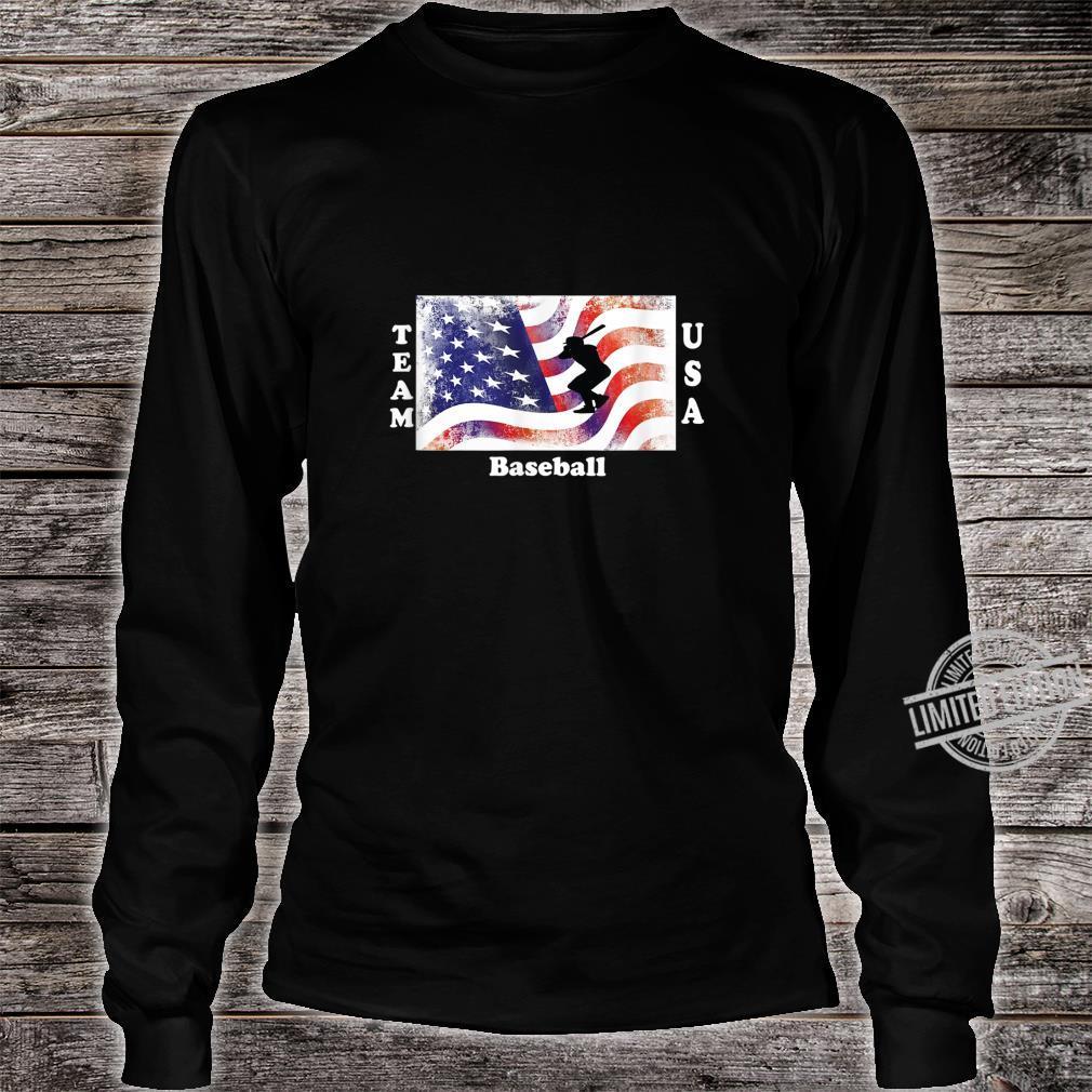 Baseball for Instructors, Coaches, Athletes Baseball Player Shirt long sleeved