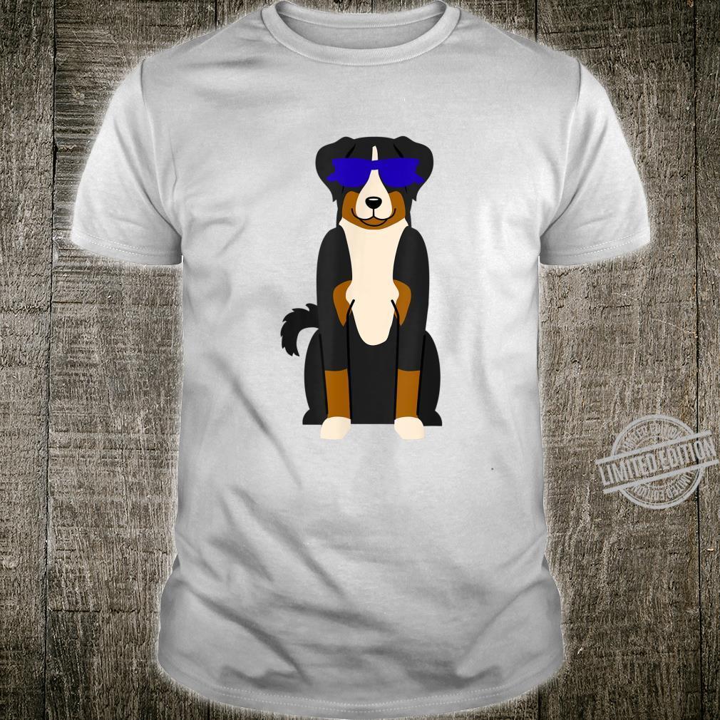 Cute Aussie Sunglasses Dog Australian Shepherd Shirt