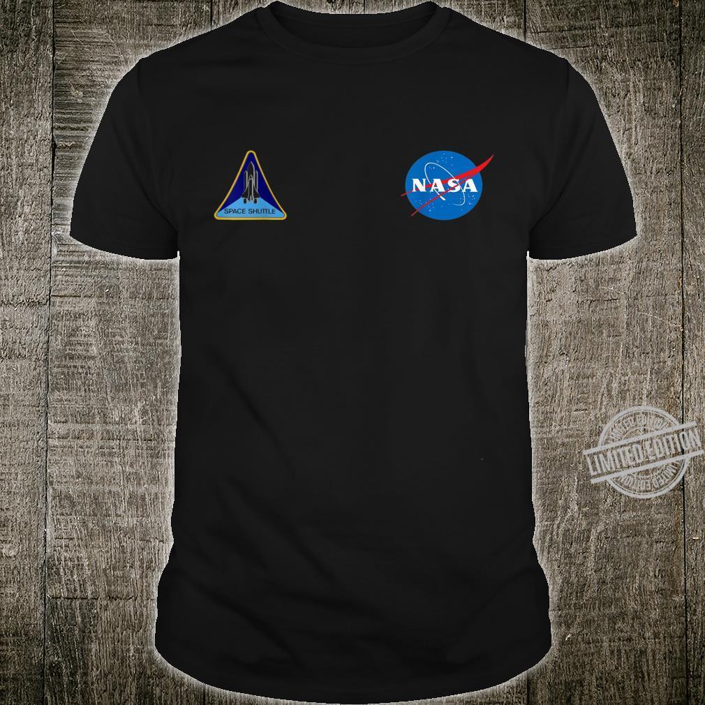 Das Offizielle Meatball Logo NASA Geschenk NASA Shirt