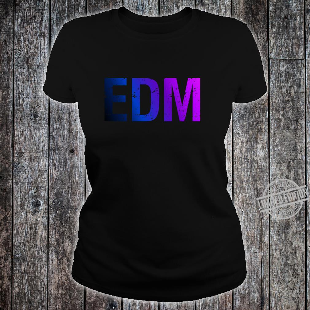 EDM Festival Shirt ladies tee