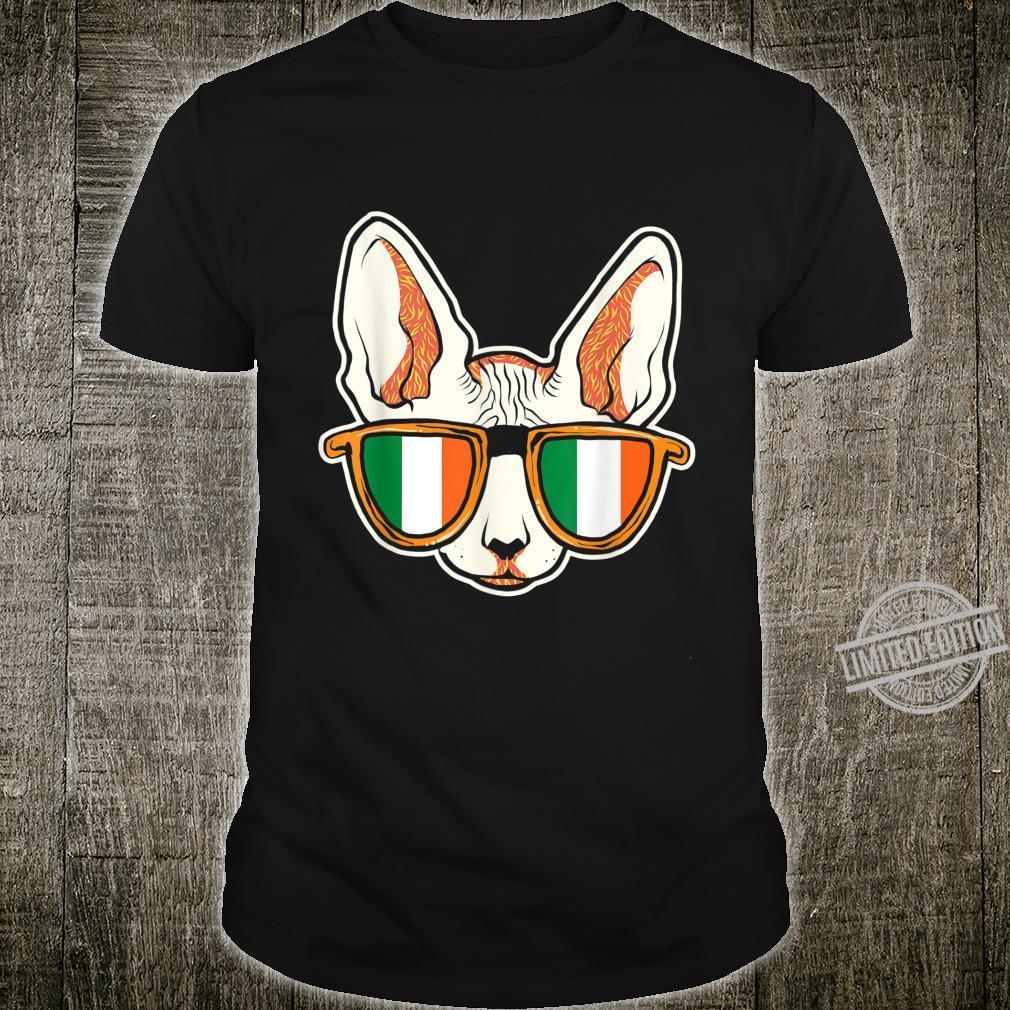 Funny Animal Idea Irish Flag Ireland Shirt