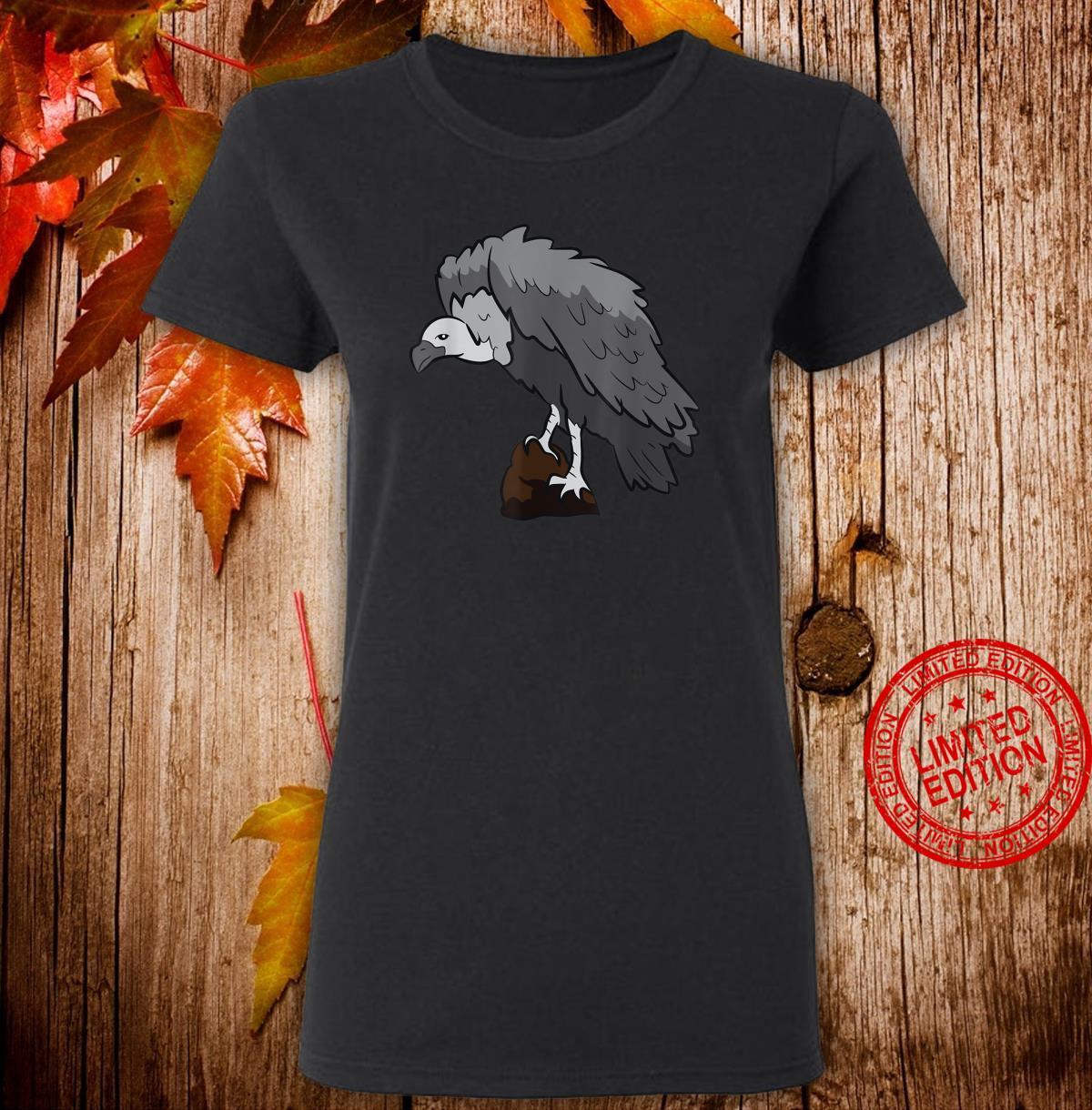 Funny Vulture Bird Animal Love Vultures Shirt ladies tee