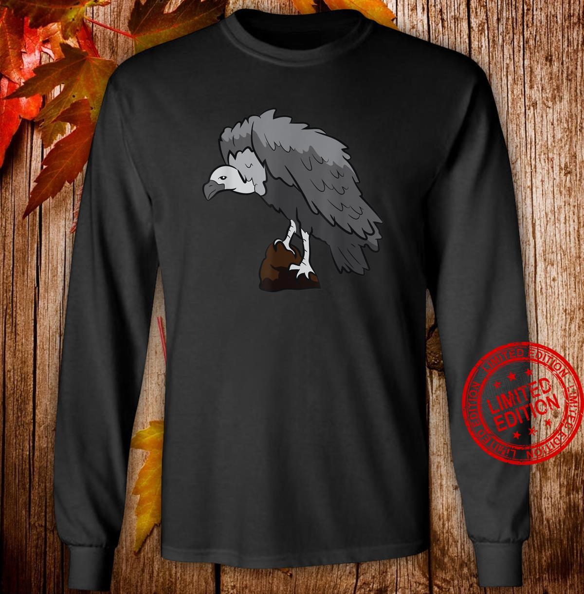 Funny Vulture Bird Animal Love Vultures Shirt long sleeved