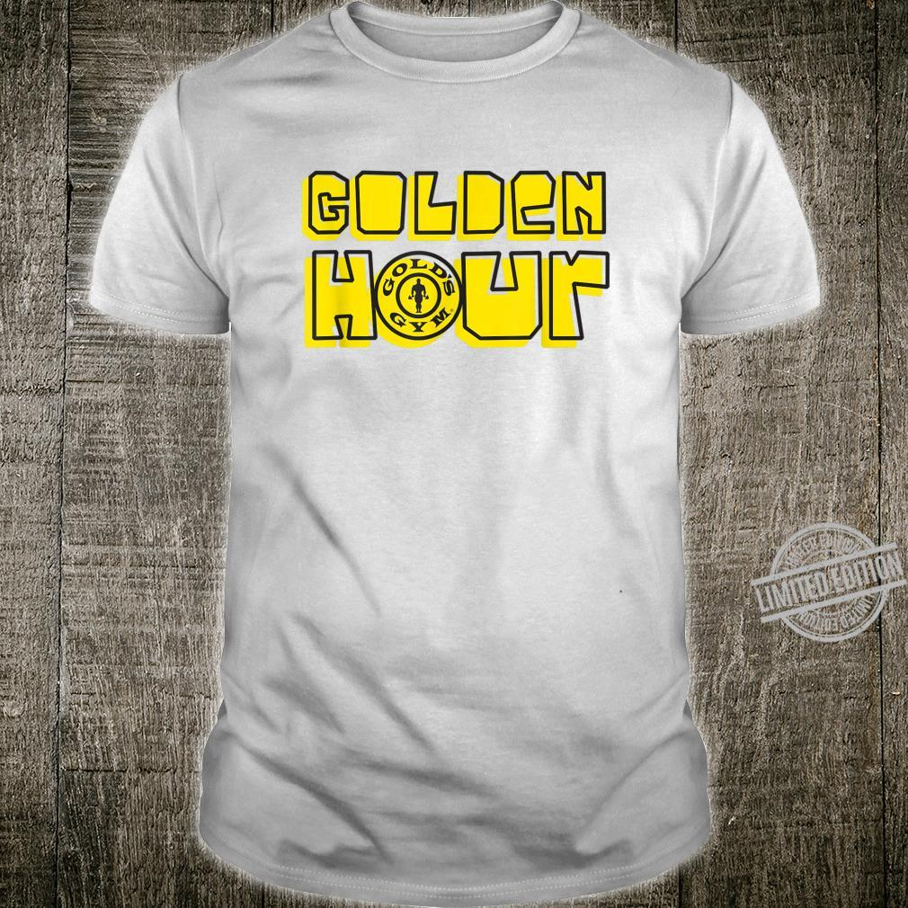 Gold's Gym Golden Hour Shirt