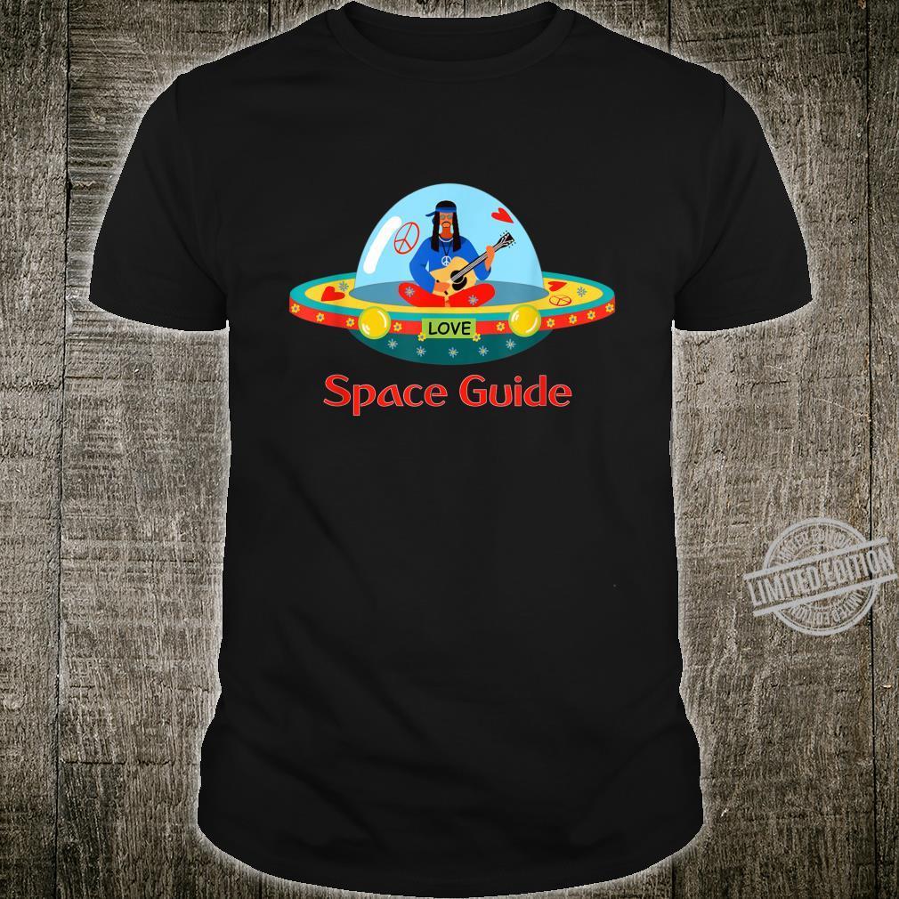 Hippie Costume UFO Cosmos Retro Camper Music 60s 70s Shirt