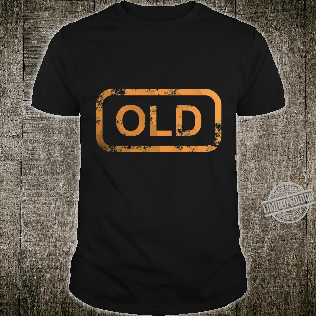 OLD Racerback Shirt