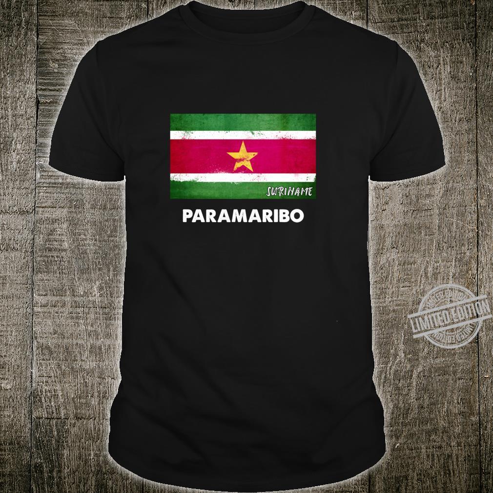 Paramaribo Suriname Shirt