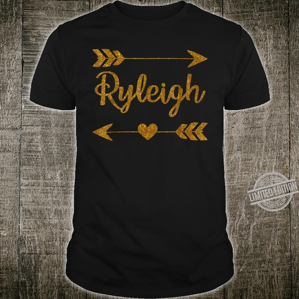 RYLEIGH Personalized Mom Name Birthday Custom Shirt