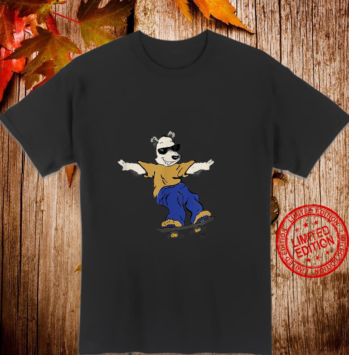 Skater dog Shirt