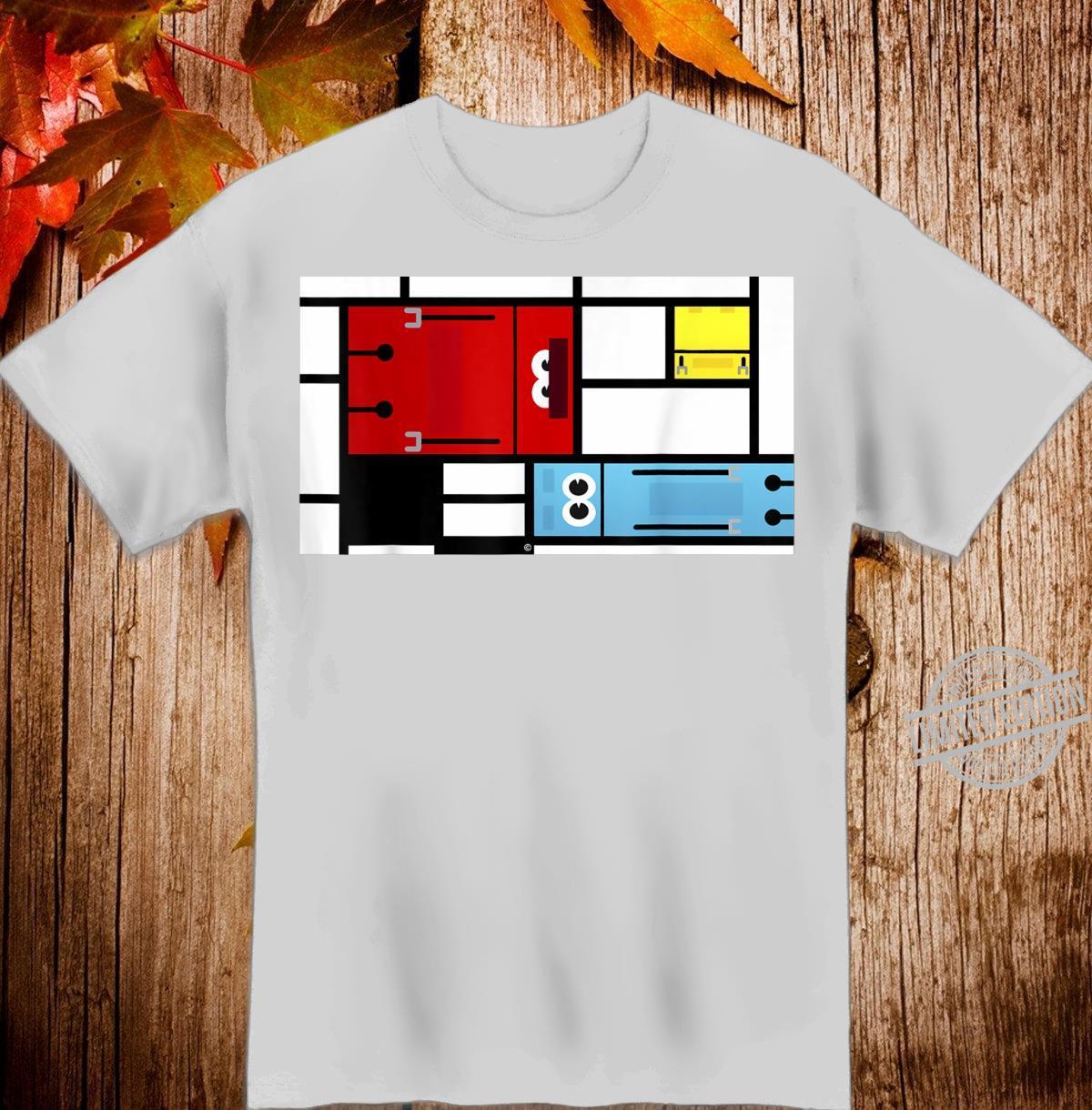 StoryBots Group Shot Composition Painting Shirt
