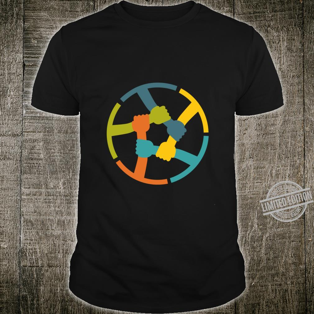 Unity design for redbubble Triblend Shirt