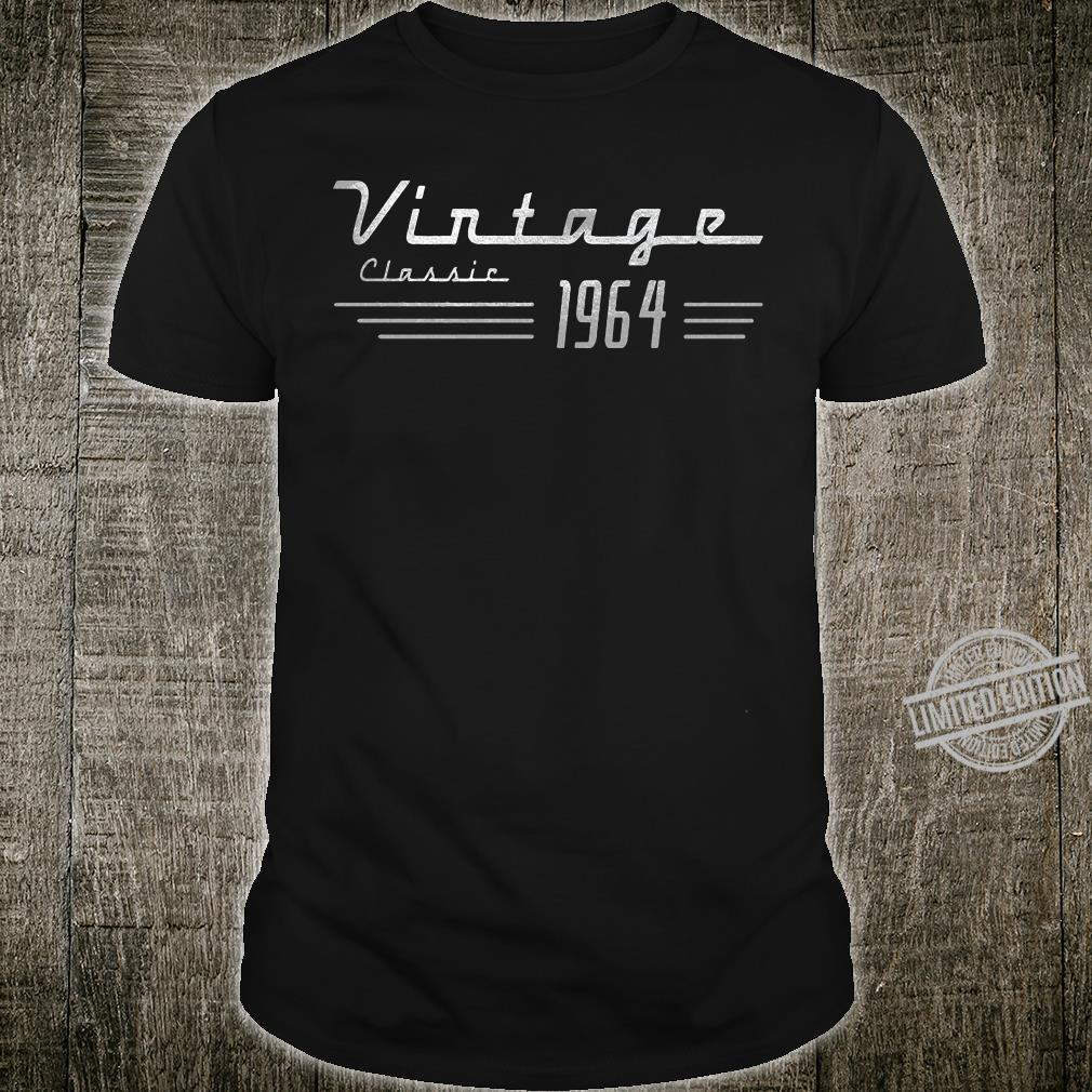 Vintage classic 1964 shirt