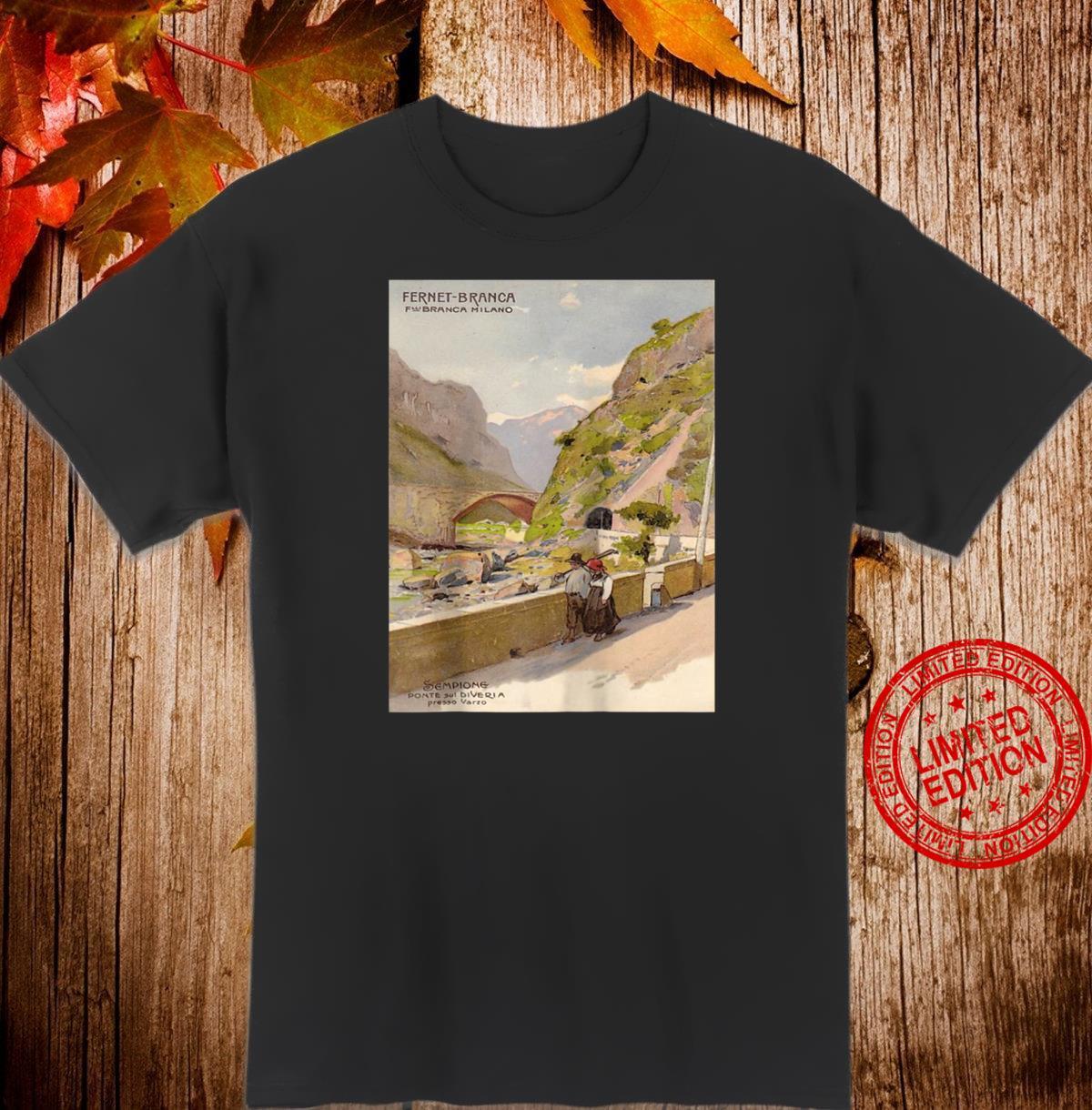 Vintage poster FernetBranca Shirt