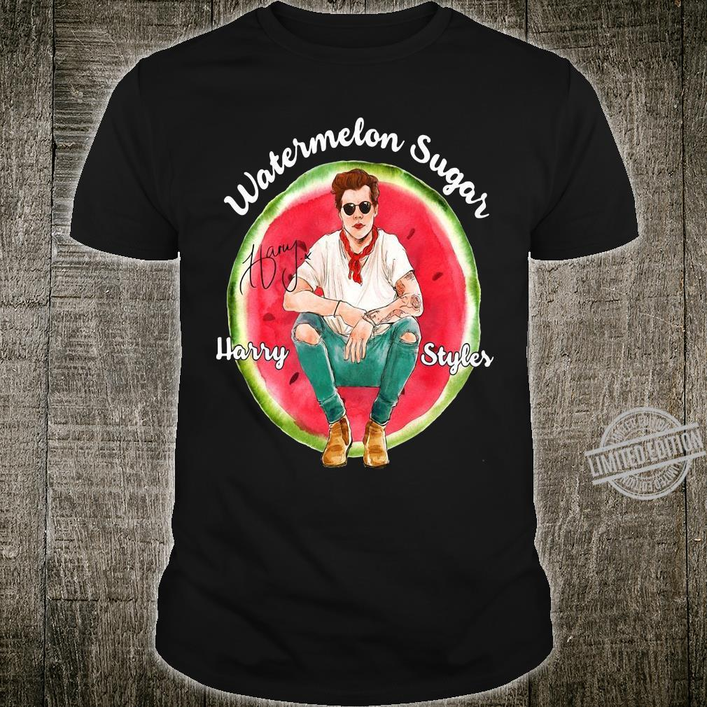 Watermelon Sugar Harry Styles And Signature Shirt