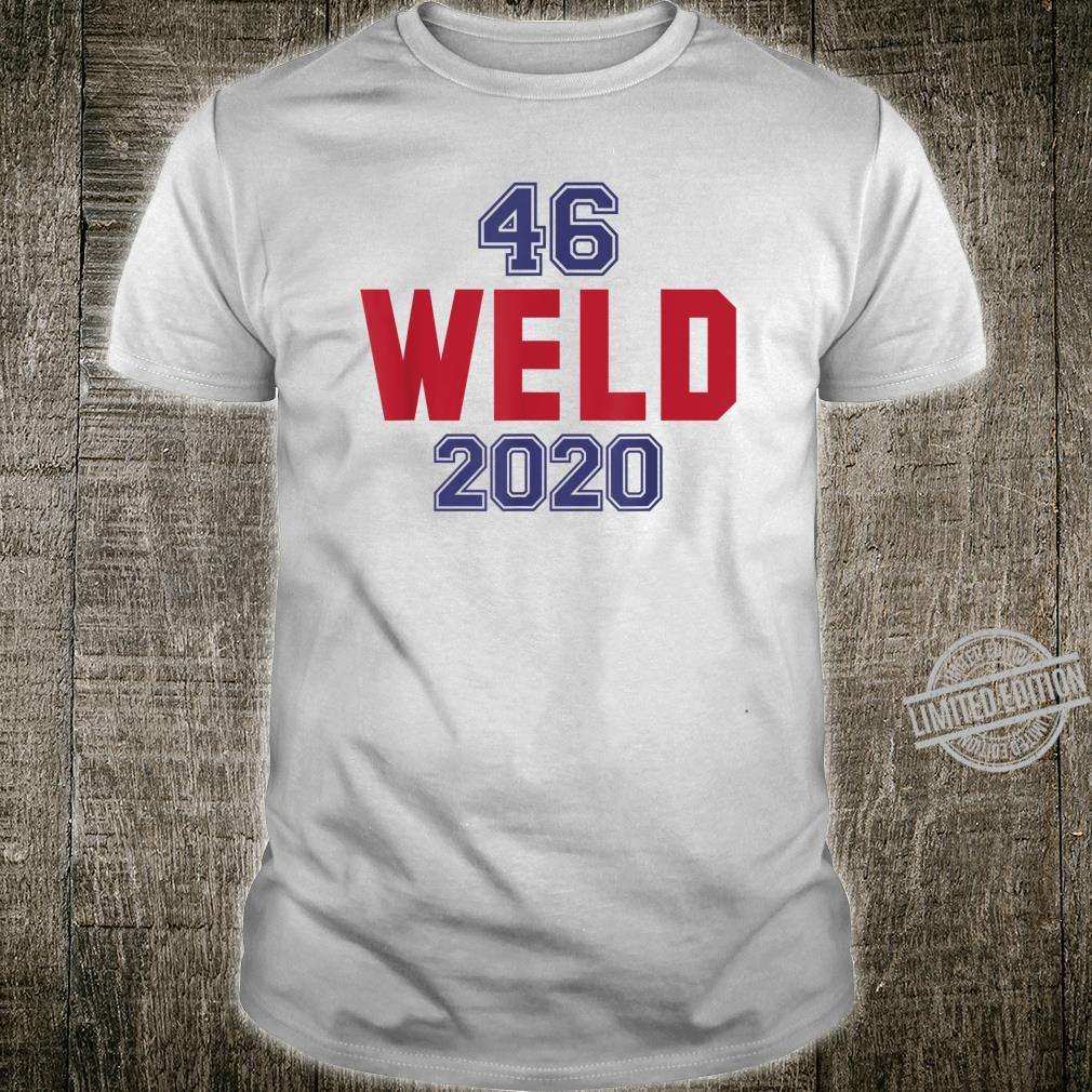 Weld 46 2020 Republican Presidential Election Shirt