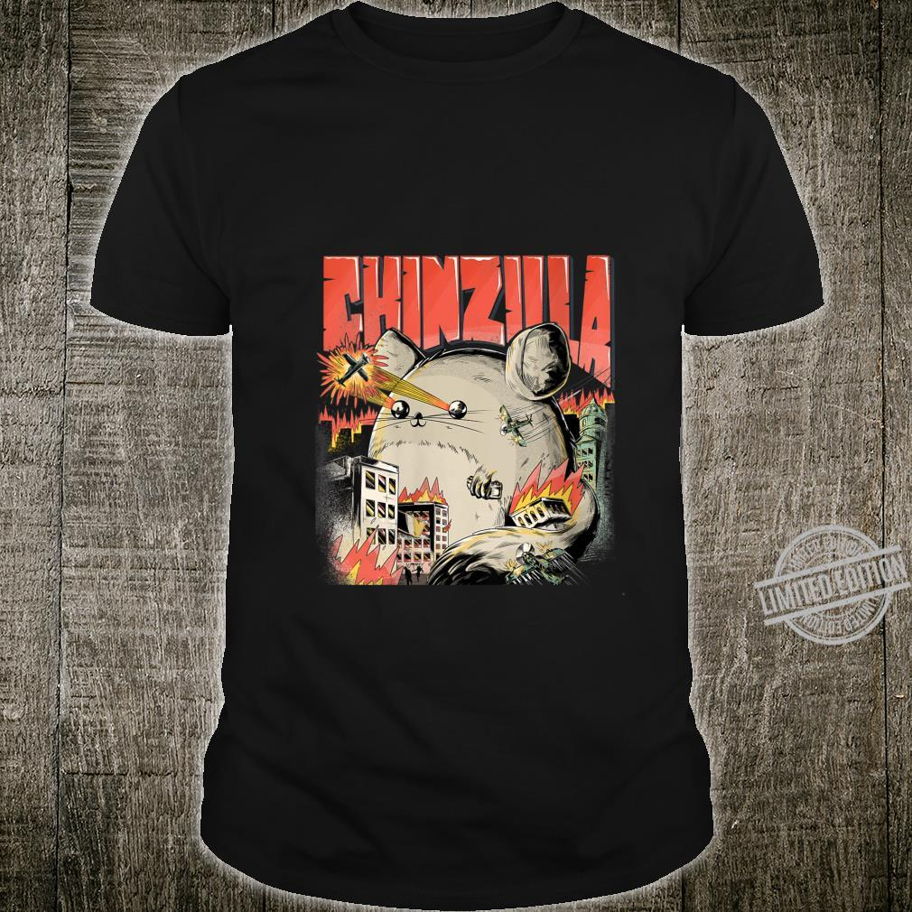 Womens CHINZILLA Cool For Chinchilla Owners Chinchillas Shirt