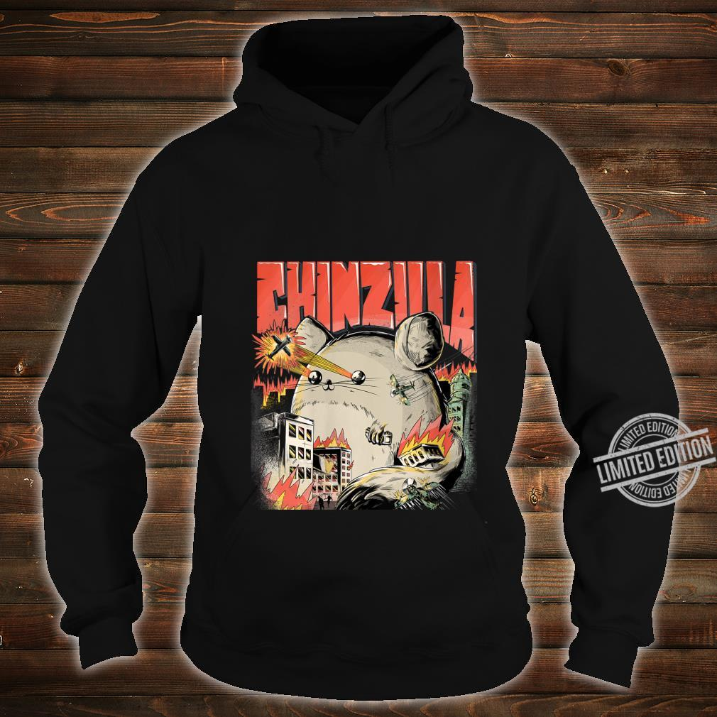 Womens CHINZILLA Cool For Chinchilla Owners Chinchillas Shirt hoodie