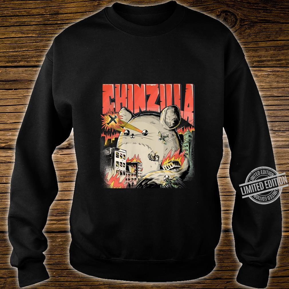 Womens CHINZILLA Cool For Chinchilla Owners Chinchillas Shirt sweater