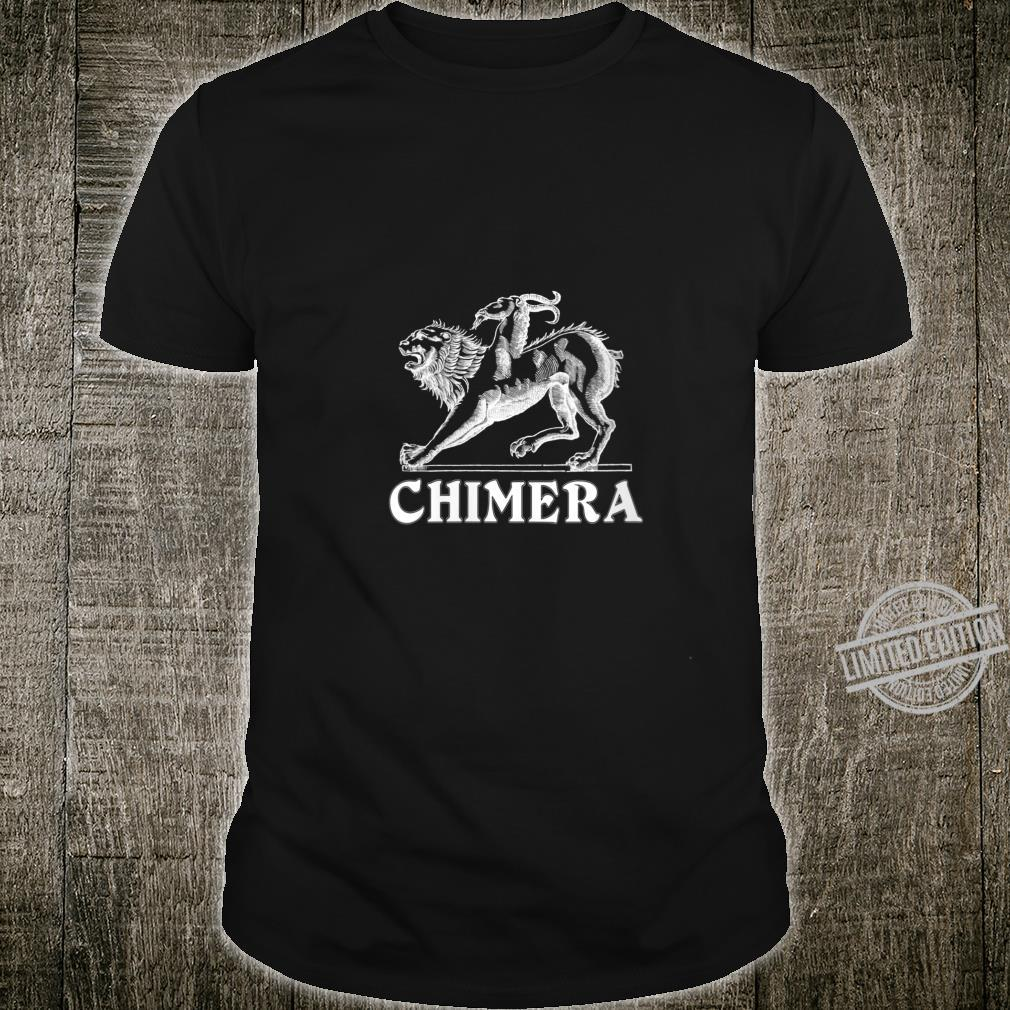 Womens Chimera Greek Mythology Logo Shirt