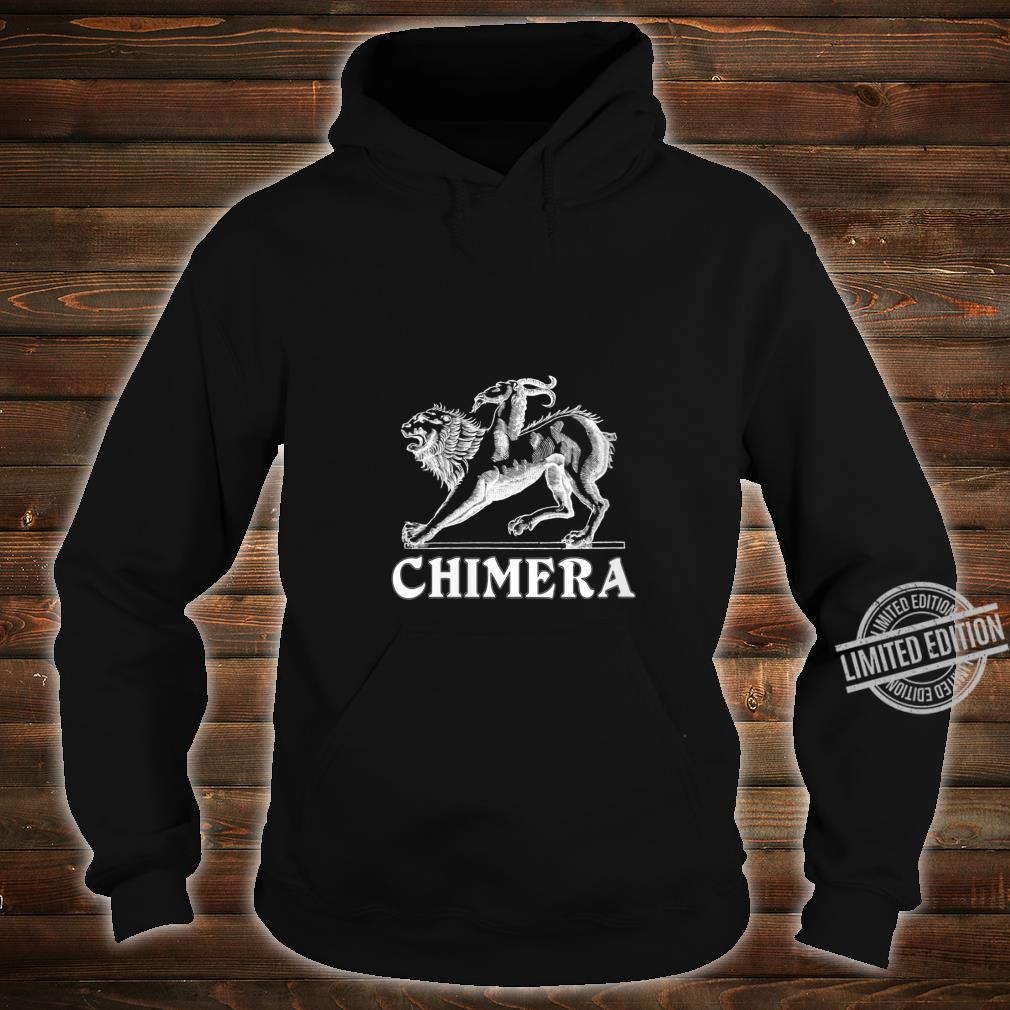 Womens Chimera Greek Mythology Logo Shirt hoodie