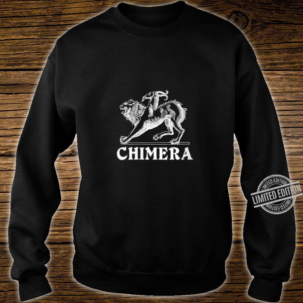 Womens Chimera Greek Mythology Logo Shirt sweater